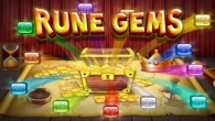 In addition to the game Train Defense for iPhone, iPad or iPod, you can also download Rune Gems – Deluxe for free
