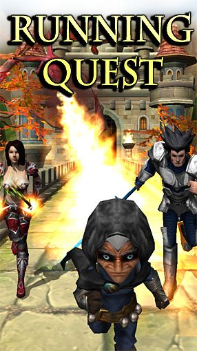 Download Running quest iPhone free game.