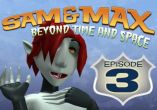 In addition to the game Fruit Ninja for iPhone, iPad or iPod, you can also download Sam & Max Beyond Time and Space Episode 3.  Night of the Raving Dead for free