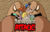 In addition to the game Zombie Attack – Hidden Objects for iPhone, iPad or iPod, you can also download SandMans ATK for free
