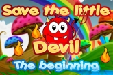 Download Save the little devil: The beginning iPhone free game.