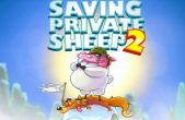 In addition to the game Zombie highway for iPhone, iPad or iPod, you can also download Saving Private Sheep 2 for free