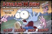 In addition to the game Real Strike for iPhone, iPad or iPod, you can also download Scream`N`Run for free