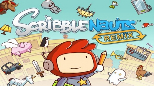 Download Scribblenauts Remix iPhone free game.