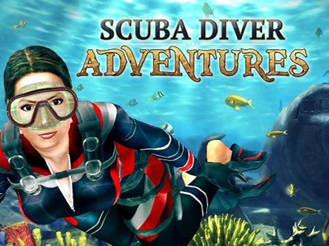 Download Scuba diver adventures: Beyond the depths iPhone free game.