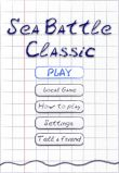 In addition to the game Battleship War for iPhone, iPad or iPod, you can also download Sea Battle Classic for free