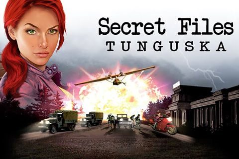 Download Secret files Tunguska iPhone free game.