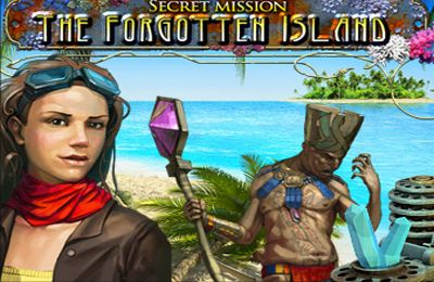 Screenshots of the Secret Mission - The Forgotten Island game for iPhone, iPad or iPod.