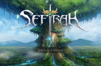 Screenshots of the Sefirah game for iPhone, iPad or iPod.