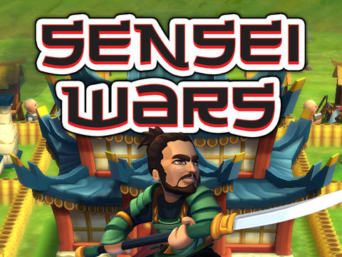 Screenshots of the Sensei Wars game for iPhone, iPad or iPod.