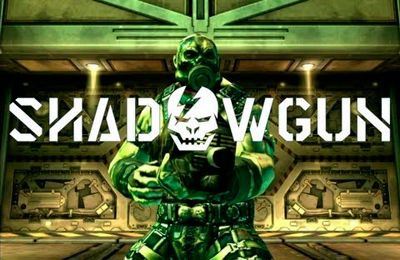 Screenshots of the Shadow Gun game for iPhone, iPad or iPod.
