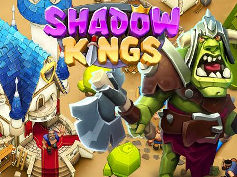 Download Shadow kings iPhone free game.