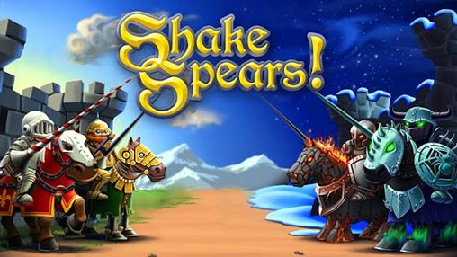 Download Shake spears! iPhone free game.