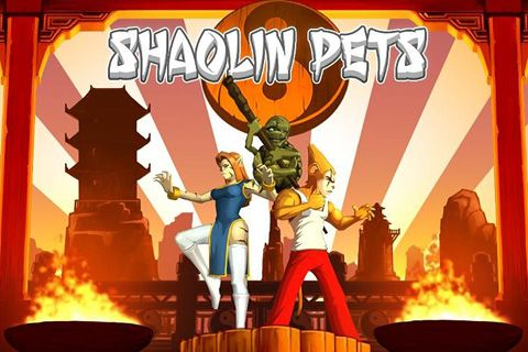 Download Shaolin pets iPhone free game.