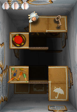Screenshots of the Sheep Up! game for iPhone, iPad or iPod.