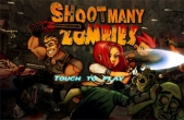In addition to the game Grand Theft Auto: San Andreas for iPhone, iPad or iPod, you can also download Shoot Many Zombies! for free