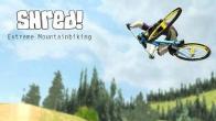 Download Shred! Extreme mountain biking iPhone free game.