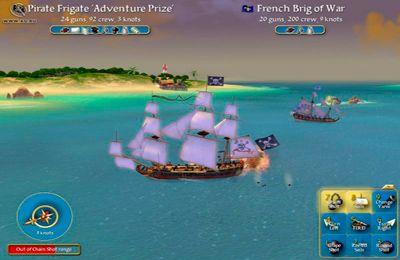 Sid meier's pirates! Update 10.
