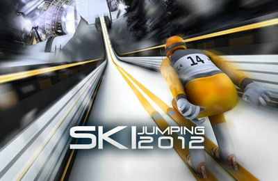 Screenshots of the Ski Jumping game for iPhone, iPad or iPod.