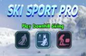 In addition to the game Star Sweeper for iPhone, iPad or iPod, you can also download Ski Sport Pro for free