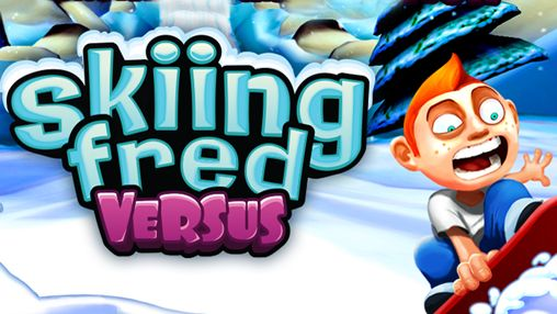 Screenshots of the Skiing Fred versus game for iPhone, iPad or iPod.