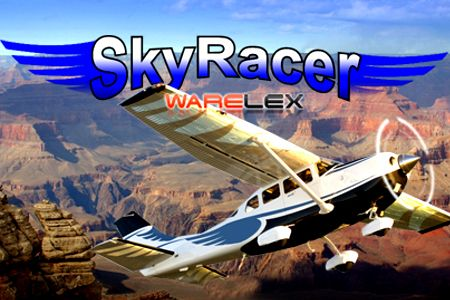 Screenshots of the Sky racer game for iPhone, iPad or iPod.