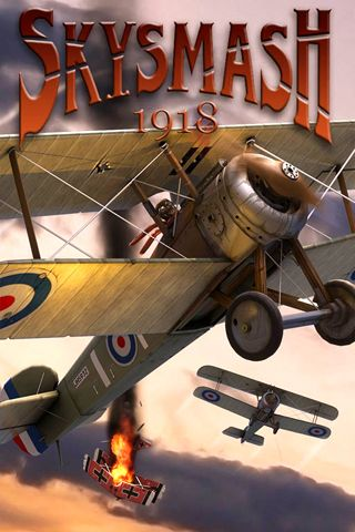Download Sky smash 1918 iPhone free game.