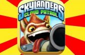 In addition to the game Plants vs. Zombies for iPhone, iPad or iPod, you can also download Skylanders Cloud Patrol for free