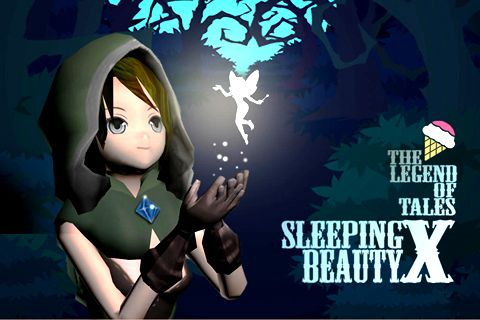 Download Sleeping beauty X: The legend of tales iPhone free game.