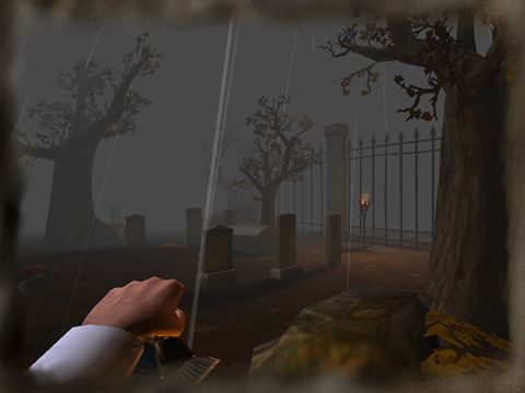 Screenshots of the Slender man: Origins game for iPhone, iPad or iPod.