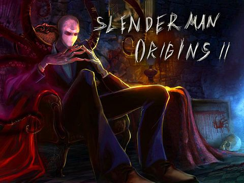 Download Slender man: Origins 2 iPhone free game.