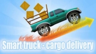 In addition to the game Rope'n'Fly - From Dusk Till Dawn for iPhone, iPad or iPod, you can also download Smart truck - cargo delivery for free