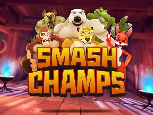 Download Smash champs iPhone free game.