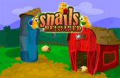 In addition to the game Candy Blast Mania for iPhone, iPad or iPod, you can also download Snails Reloaded for free