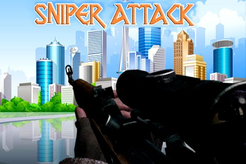 Download Sniper attack iPhone free game.