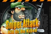 In addition to the game Escape Bear – Slender Man for iPhone, iPad or iPod, you can also download Sniper attack: Kill or be killed for free