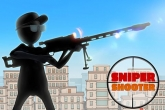 In addition to the game Grand Theft Auto: San Andreas for iPhone, iPad or iPod, you can also download Sniper shooter for free