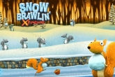 In addition to the game The Walking Dead. Episode 3-5 for iPhone, iPad or iPod, you can also download Snow brawlin' xtreme for free