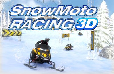 Download Snow Moto Racing iPhone free game.