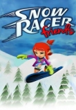 In addition to the game Last Front: Europe for iPhone, iPad or iPod, you can also download Snow Racer Friends for free