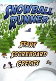 In addition to the game Throne on Fire for iPhone, iPad or iPod, you can also download Snowball Runer for free