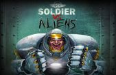 In addition to the game Blood & Glory: Legend for iPhone, iPad or iPod, you can also download Soldier vs. Aliens for free