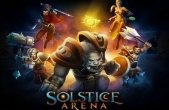 In addition to the game Infinity Blade 2 for iPhone, iPad or iPod, you can also download Solstice Arena for free
