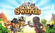 In addition to the game Critter Ball for iPhone, iPad or iPod, you can also download Song of swords for free