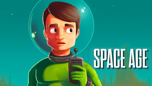 Download Space age iPhone free game.