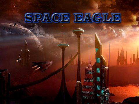Screenshots of the Space eagle game for iPhone, iPad or iPod.