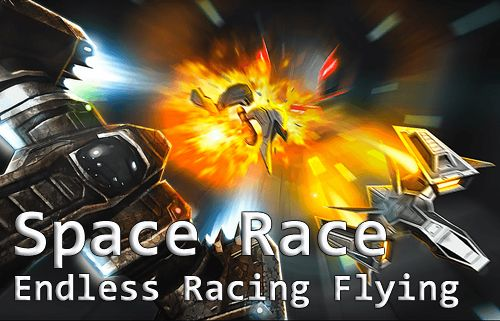 Download Space race: Endless racing flying iPhone free game.