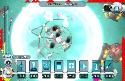 Screenshots of the Space Station: Frontier game for iPhone, iPad or iPod.