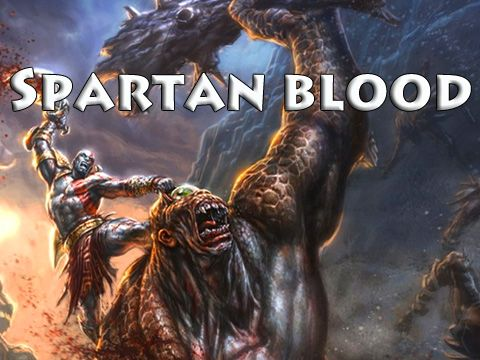 Screenshots of the Spartan blood game for iPhone, iPad or iPod.