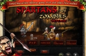 In addition to the game Deer Hunter: Zombies for iPhone, iPad or iPod, you can also download Spartans vs Zombies Defense for free